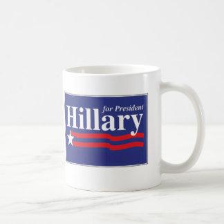大統領2016年のコーヒー・マグのためのヒラリー・クリントン コーヒーマグカップ