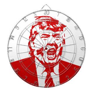 大統領2016年のダート盤のための切札のキリスト反対者 ダーツボード