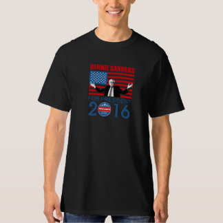 大統領2016 Tシャツのためのベルニーの研摩機 Tシャツ
