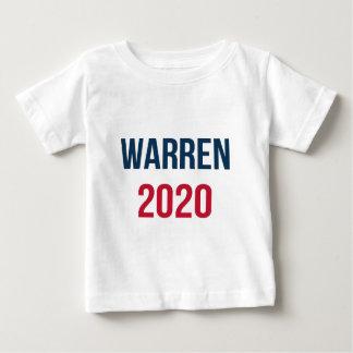 大統領2020年のためのエリザベスワーレン ベビーTシャツ