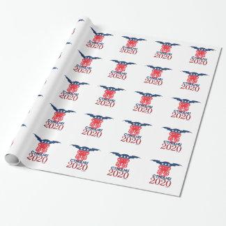大統領2020年のためのCthulhu ラッピングペーパー