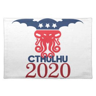 大統領2020年のためのCthulhu ランチョンマット