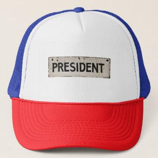大統領 キャップ