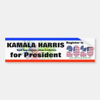 大統領- 2020年-のためのKAMALAハリス バンパーステッカー