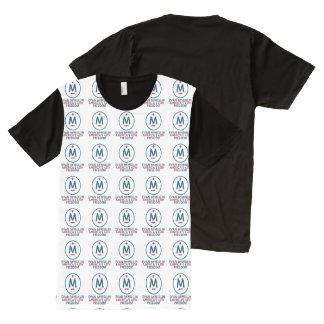 大統領#45 -エバンMcMullin オールオーバープリントT シャツ