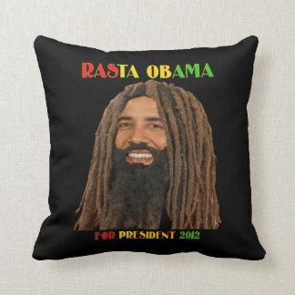 大統領American MoJo Pillowのためのラスタオバマ クッション