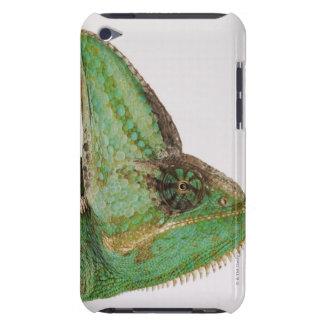 大胆にイエメンの着色されたカメレオンのポートレート Case-Mate iPod TOUCH ケース