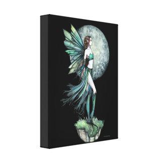 大胆不敵な妖精のギャラリーのキャンバスプリントのプリント キャンバスプリント