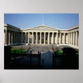 大英博物館 ポスター