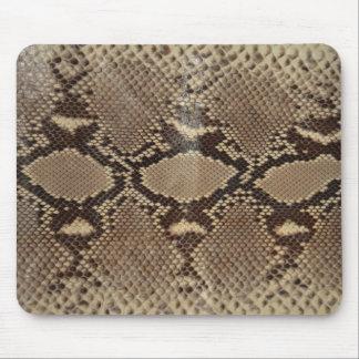大蛇の皮 マウスパッド