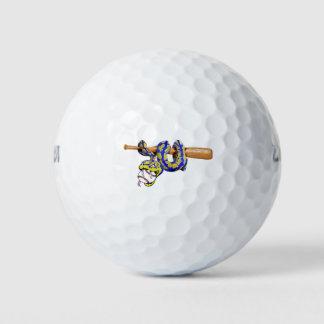 大蛇の野球 ゴルフボール