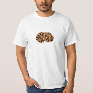 大蛇のTシャツ Tシャツ