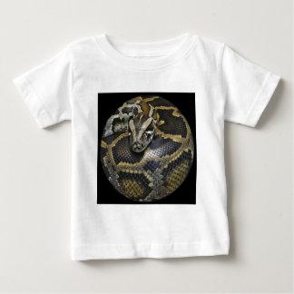 """""""大蛇""""のデザインギフトおよびプロダクト ベビーTシャツ"""