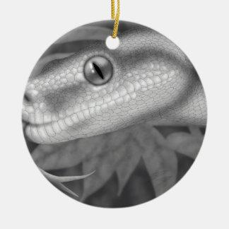 大蛇 セラミックオーナメント