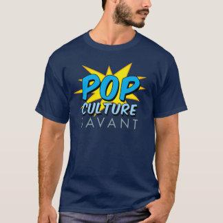 大衆文化の碩学のロゴのワイシャツ(人) Tシャツ