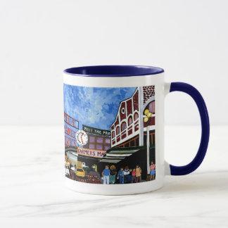 大衆相場の中心 マグカップ