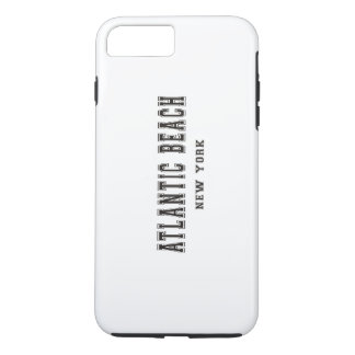 大西洋のビーチニューヨーク iPhone 8 PLUS/7 PLUSケース