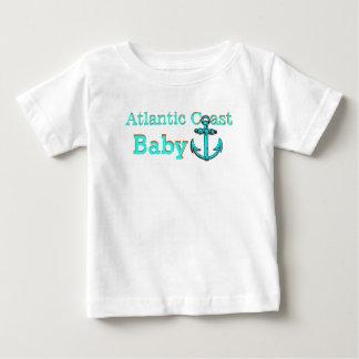 大西洋の海岸のノバスコシアPEI NFLD岬のブルターニュ語 ベビーTシャツ