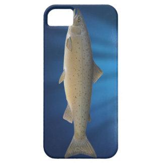 大西洋サケのiPhone 5カバー iPhone SE/5/5s ケース