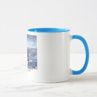 大西洋-マグ--に直面します マグカップ