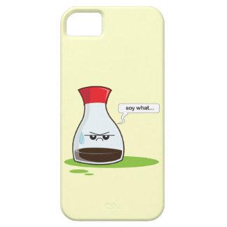 大豆何 iPhone SE/5/5s ケース