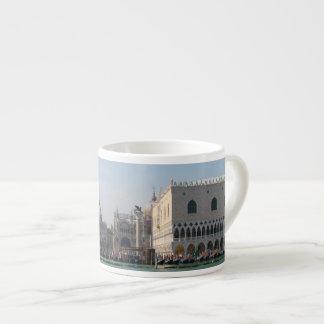 大運河からのセントマークのスクエア エスプレッソカップ
