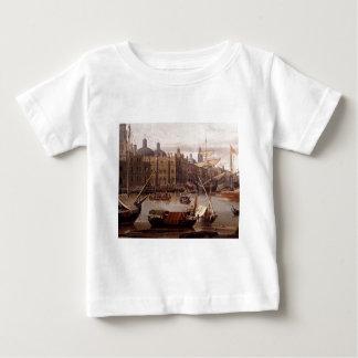 大運河のベニスの詳細のCapriccio ベビーTシャツ