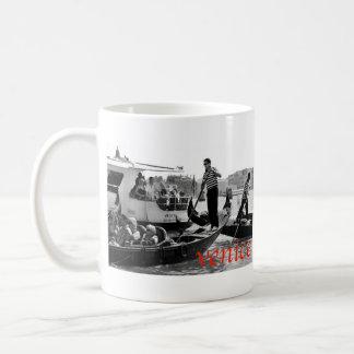 大運河のベニスGONDOLERS コーヒーマグカップ