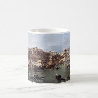 大運河 コーヒーマグカップ