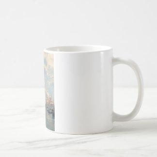 大運河、フランツリチャード著ベニス コーヒーマグカップ