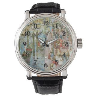 大運河、ベニス 腕時計