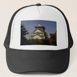 大阪城 キャップ