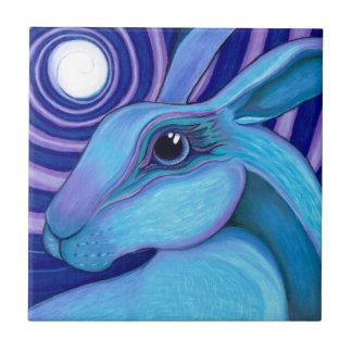 天のノウサギ タイル