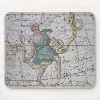 「天の地図書からのOphiuchus、 マウスパッド