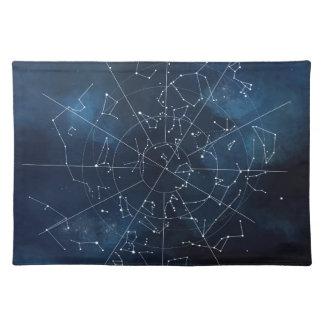 天の地図 ランチョンマット
