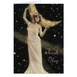 天の戯曲女王は感謝していしています カード