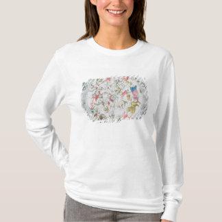 天の提示十二宮 Tシャツ