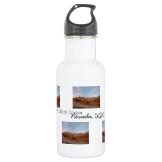 天井への砂漠の床; ネバダの記念品 ウォーターボトル