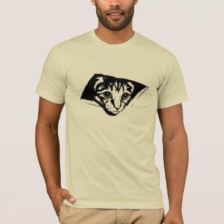 天井猫アイコン Tシャツ
