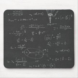 天体物理学の図表および方式 マウスパッド