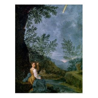 天体観測 ポストカード