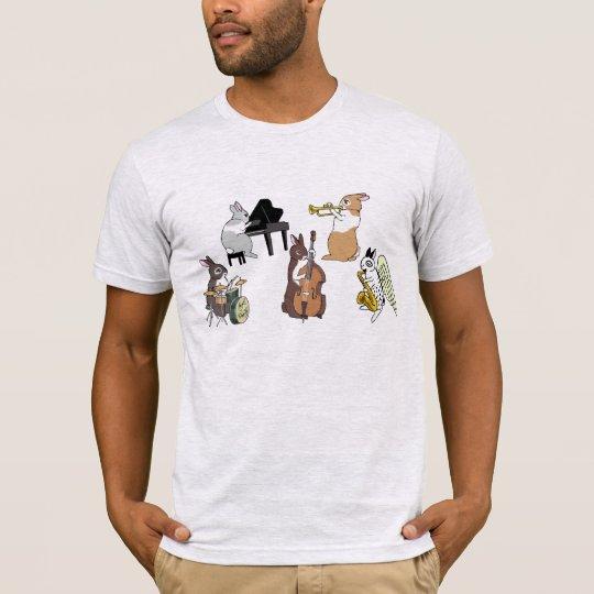 天使うさぎのTシャツ Tシャツ