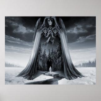 天使および鬼: ライトの天使 ポスター