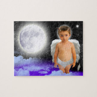 天使によってはいけなく素晴らしいが夢を見ます ジグソーパズル