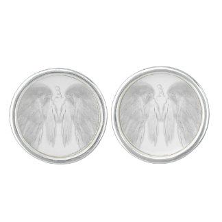 天使によっては白くカスタムなモノグラムが飛びます カフボタン
