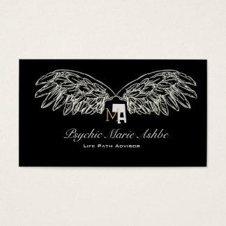 天使によっては霊魂媒体の名刺が飛びます 名刺