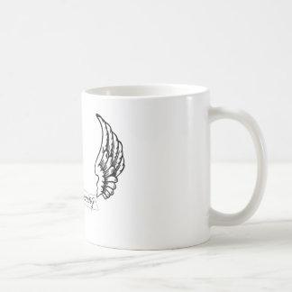 *天使によっては願いのコレクションが飛びます コーヒーマグカップ