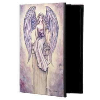 天使のとまり木のファンタジーのアートワーク iPad AIRケース