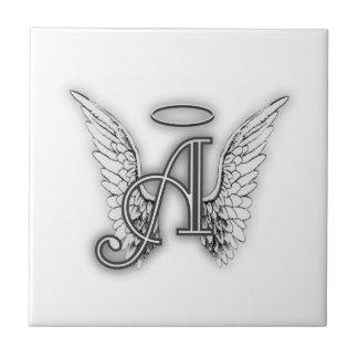 天使のアルファベットによっては最初の後者ハローが飛びます タイル
