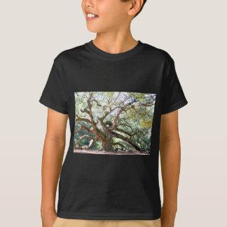 天使のオークの木のギフト Tシャツ